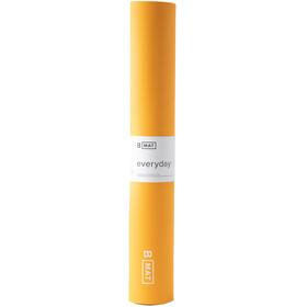 B Yoga B MAT Everyday Yoga Mat 180x66cm x 4mm saffron
